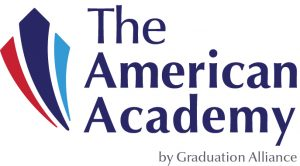 the american academy school logo
